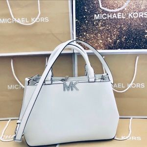 $348 Michael Kors Florence Handbag MK Purse Bag